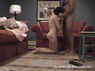 домашнее видео ебли жены в жопу