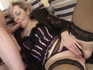 Порно зрелых за 45